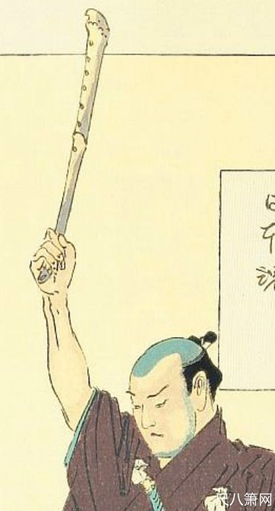 从中国洞箫和日本尺八看中日两国的民族性
